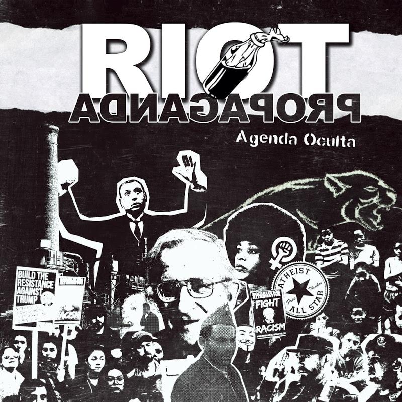 Riot Propaganda - Agenda oculta (Tracklist)
