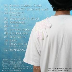 Trasera: Rivo - Soul of a dreamer