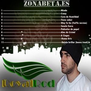 Trasera: Rodrigo Fiatto - Royal Instrumentales