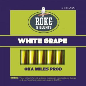 Deltantera: Roke y Oka Miles - 5 Blunts - White grape