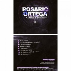 Deltantera: Rosario Ortega - Poder cambiar
