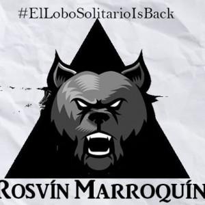 Deltantera: Rosvin Marroquín - Lobo solitario