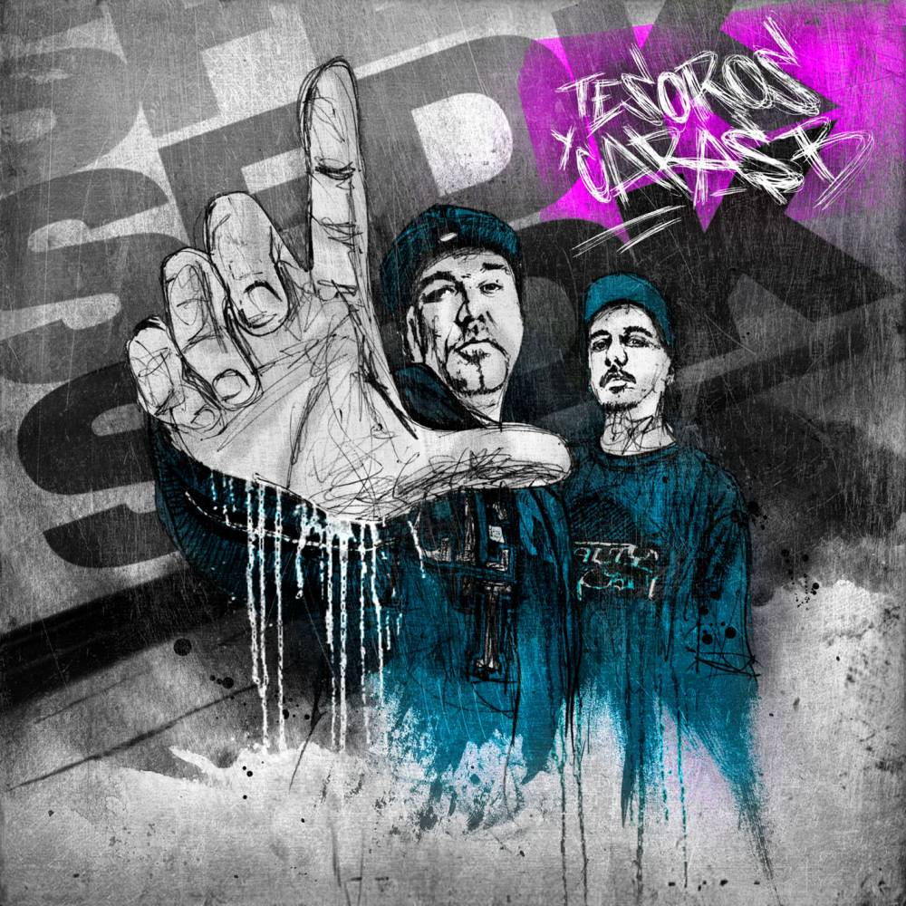 SFDK - Tesoros y caras B » Álbum Hip Hop Groups