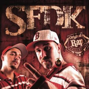 Deltantera: SFDK - Original Rap University