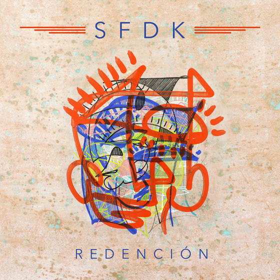 Sfdk Redención álbum Hip Hop Groups