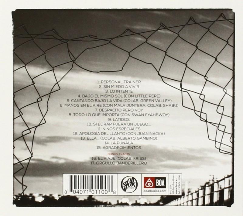 Sfdk Sin Miedo A Vivir álbum Hip Hop Groups