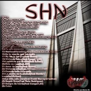 Trasera: SHN - Pagando Errores