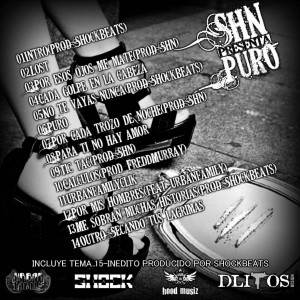 Trasera: SHN - Puro