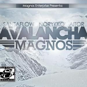Deltantera: Santaflow, Norykko y Aitor - Avalancha magnos