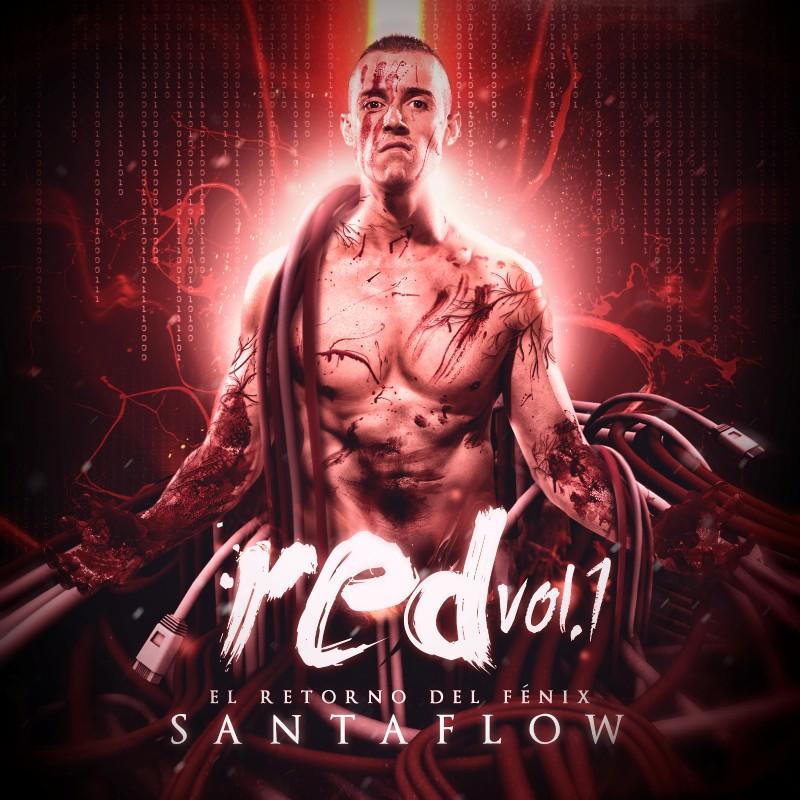 nuevo disco de santaflow atlantico