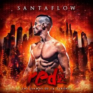 Deltantera: Santaflow - Red Vol. 2: Las llamas de la verdad