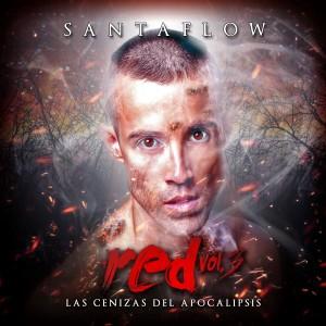 Deltantera: Santaflow - Red Vol. 3: Cenizas del apocalipsis