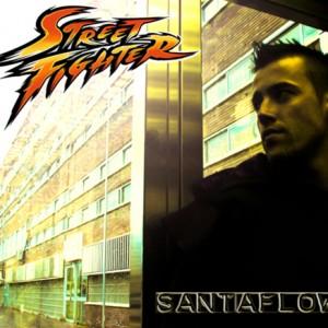 Deltantera: Santaflow - Street fighter