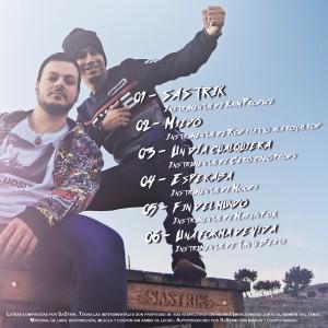 Trasera: Sastrik - Musik