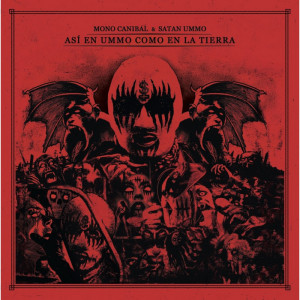 Deltantera: Satan Ummo y Mono Caníbal - Así en Ummo como en la Tierra