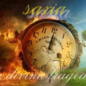 Deltantera: Saxia - La divina tragedia