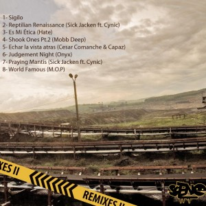 Trasera: Sceno - Remixes II