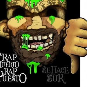 Deltantera: Sehacesur - A Rap muerto, Rap puesto