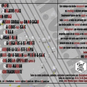 Trasera: Seih y BeatUpBeats - N.O.A.H.