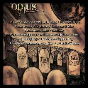 Trasera: Sele the instructor - Odius