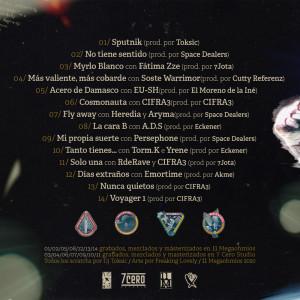 Trasera: Sempaistilo y DJ Toksic - Kosmonauta