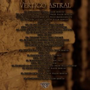 Trasera: Sentoh - Vértigo astral
