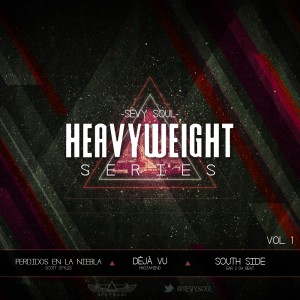 Deltantera: Sevy soul - Heavyweight series Vol. 1