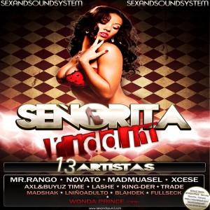 Deltantera: Sexandsound - Señorita riddim 2013