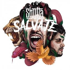Shotta - Salvaje (Ficha del disco)