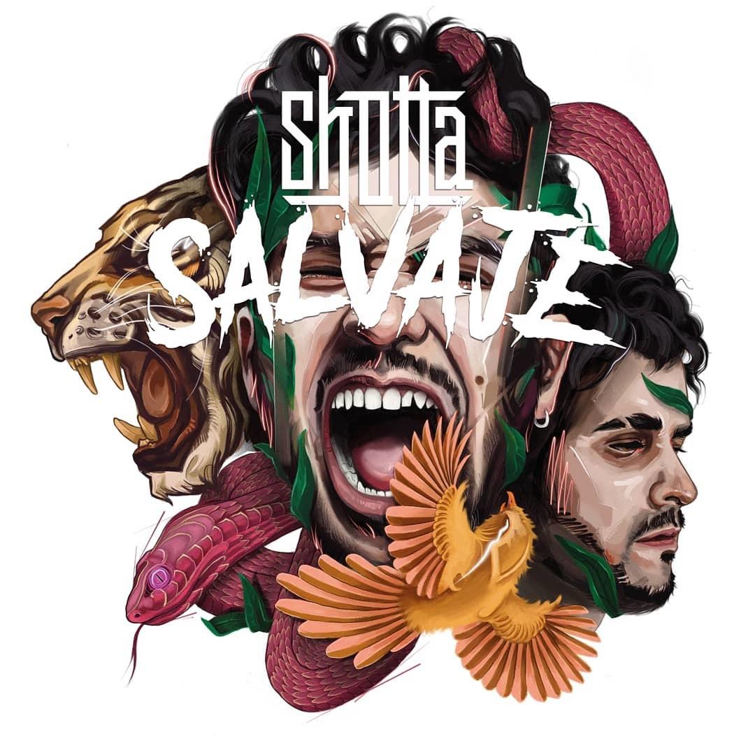 Shotta - Salvaje (Ficha con tracklit)