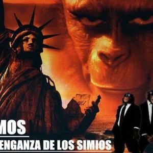 Deltantera: Simos - La venganza de los simios