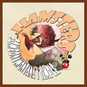 Deltantera: Simple y Bombony Montana - Hamsters