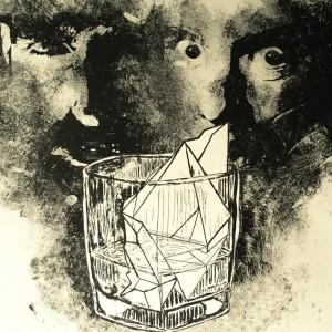 Deltantera: Sin-H y Jaro Desperdizio - El blues de los ahogados