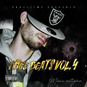 Deltantera: Skulltime beats - Free beats Vol. 4 (Instrumentales)