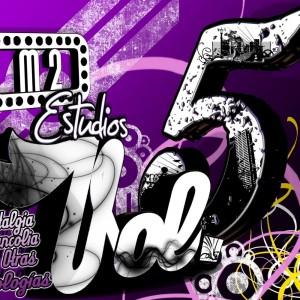 Deltantera: Snake producciones - Metro cuadrado estudios Vol. 5 (Instrumentales)