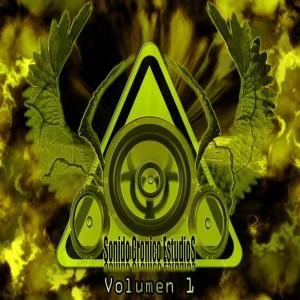 Trasera: Sonido Cronico Estudios - Volumen 1