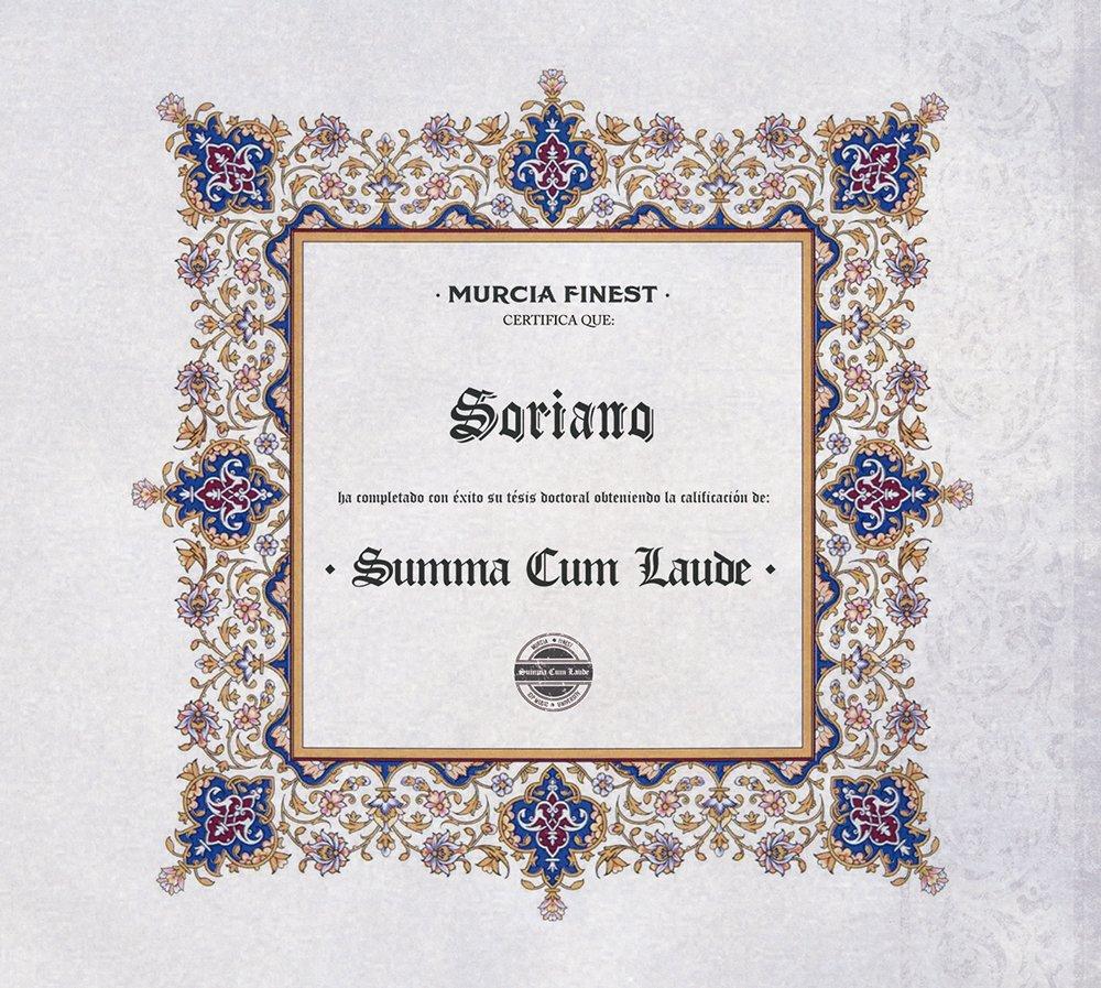 Soriano - Summa cum laude (Tracklist)