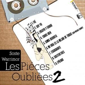 Trasera: Soste Warrimor - Les pieces oubliees du Soste warrimor II