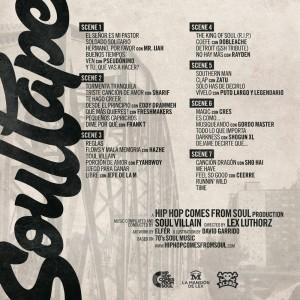 Trasera: Soul Villain - Soultape