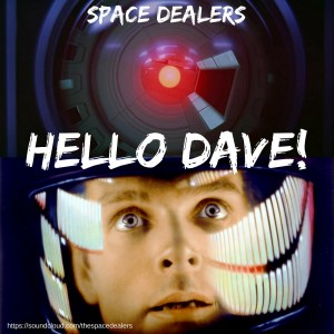 Deltantera: Space dealers - Hello Dave! (Instrumentales)