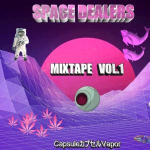 Deltantera: Space dealers - Mixtape Vol. 1