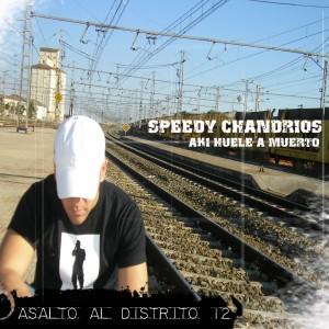 Deltantera: Speedy chandrios - Asalto al distrito 12
