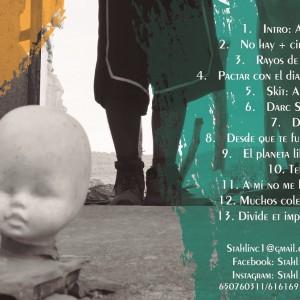 Trasera: Stahl Inc. - Vol. 1