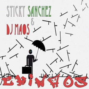 Deltantera: Sticky Sánchez y Dj Maos - Chinaos