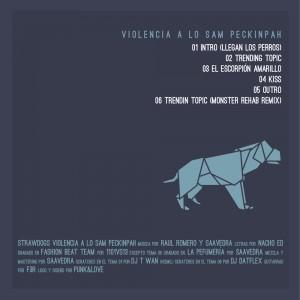 Trasera: Straw Dogs - Violencia a lo Sam Peckinpah