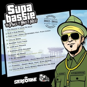 Trasera: Supa Bassie - The dance it have fe nice