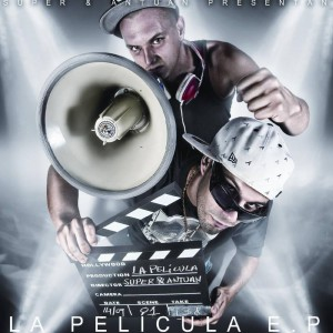Deltantera: Super y Antuan - La película EP
