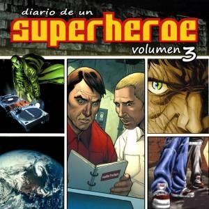 Deltantera: Superheroe - Diario de un superheroe Vol.3 P.II
