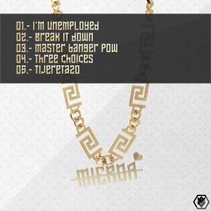 Trasera: Surce Beats - Mierda (Instrumentales)