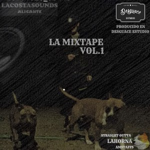 Deltantera: T. Incorregible - La mixtape Vol. 1